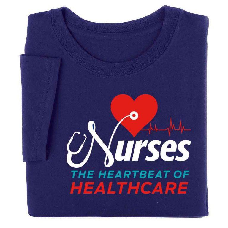 Nurses' T-Shirts