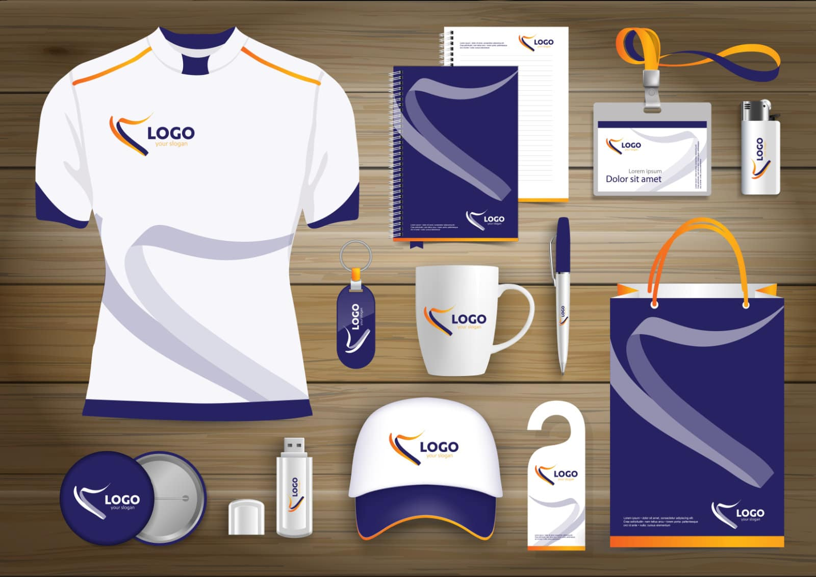 5 Benefits of using Branded Merchandise to Market Your Business